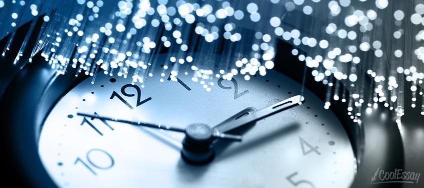 Clocks with Arrows