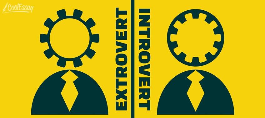 Extrovert Introvert