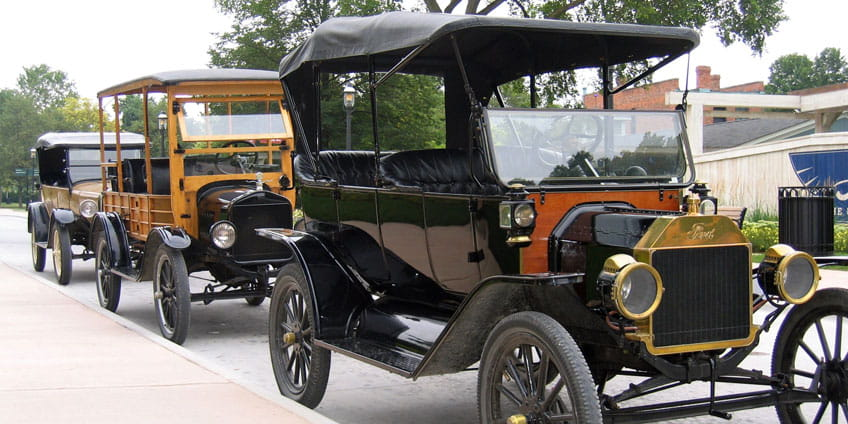 History of Ford models
