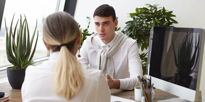 Interview with HR specialist