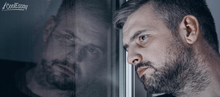 Looking Through a Dark Window