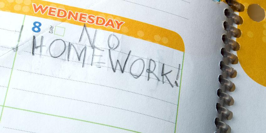 No Homework Policy in Schools Essay