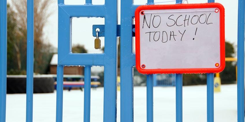 No-to-school