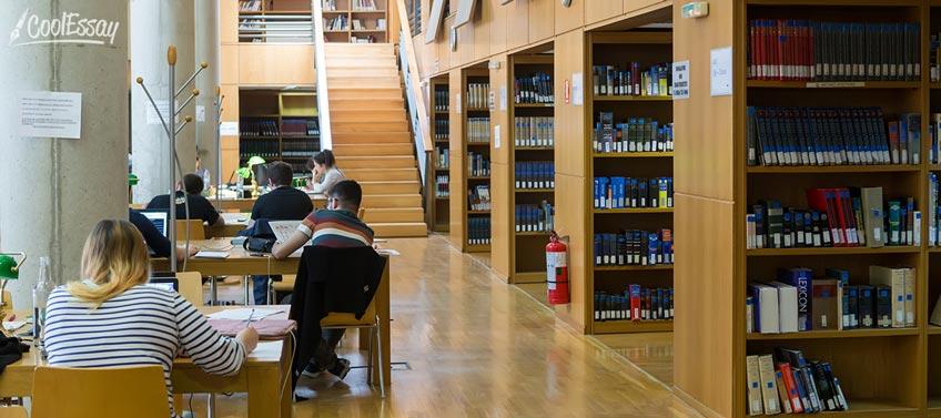 University's Library